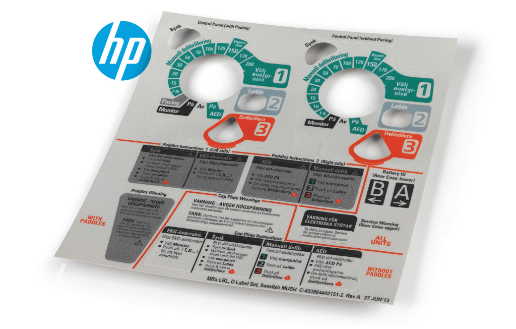 HP Indigo 5600 Digital Press  | IT case study | Reid Graphics |