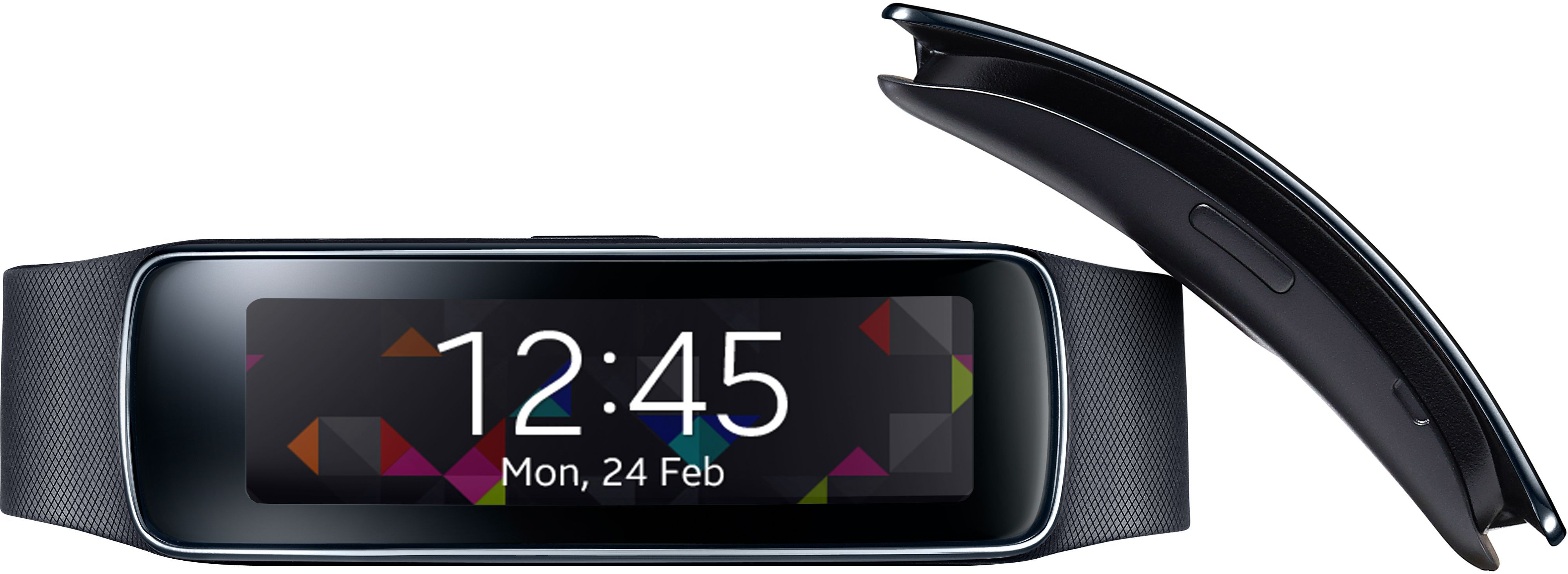 Curved Super AMOLED Touchscreen Display, Samsung