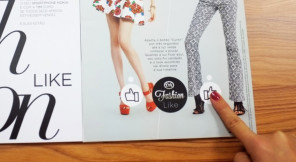 1.Print Ad Drives LIKES To Your Facebook Page-12